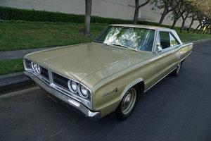 1966 Dodge Coronet 500 361 V8 2 Dr Hardtop SOLD
