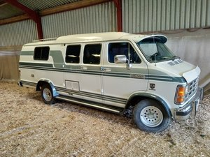 Dodge B250 Explorer Camper Van 2 Berth