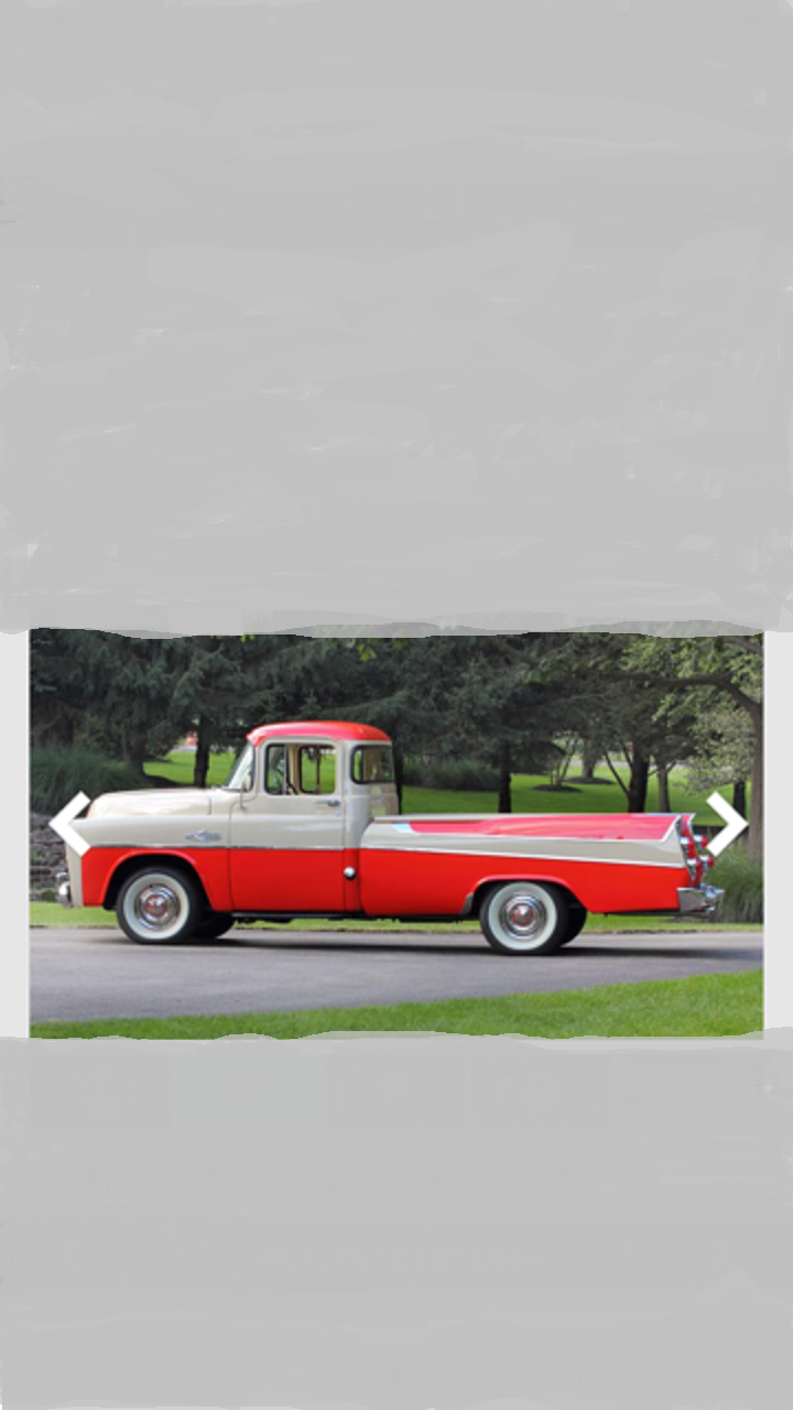 1957 Dodge D100 Sweptside Pickup For Sale (picture 1 of 2)