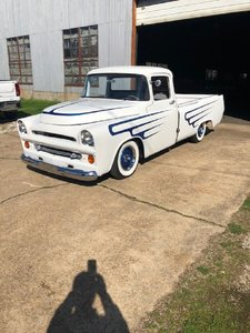 1957 Dodge D100 Sweptside Custom Pickup