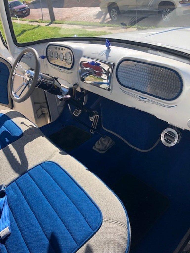 1957 Dodge D100 Sweptside Custom Pickup For Sale (picture 5 of 6)