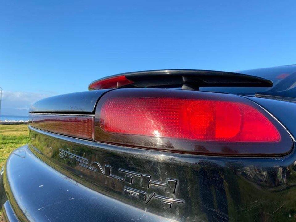 1991 UNRESTORE Dodge Stealth R/T For Sale (picture 4 of 6)