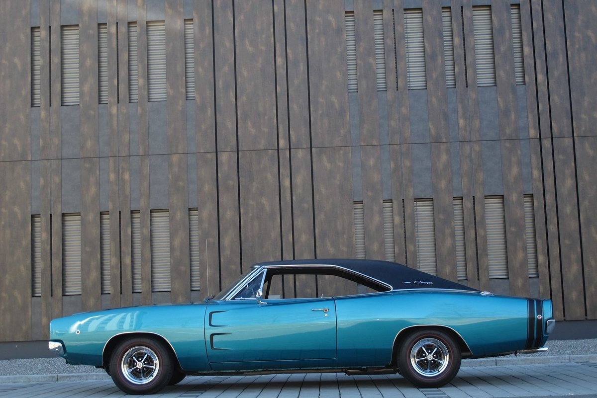 1968 Dodge Charger 383-4 manual  For Sale (picture 1 of 6)