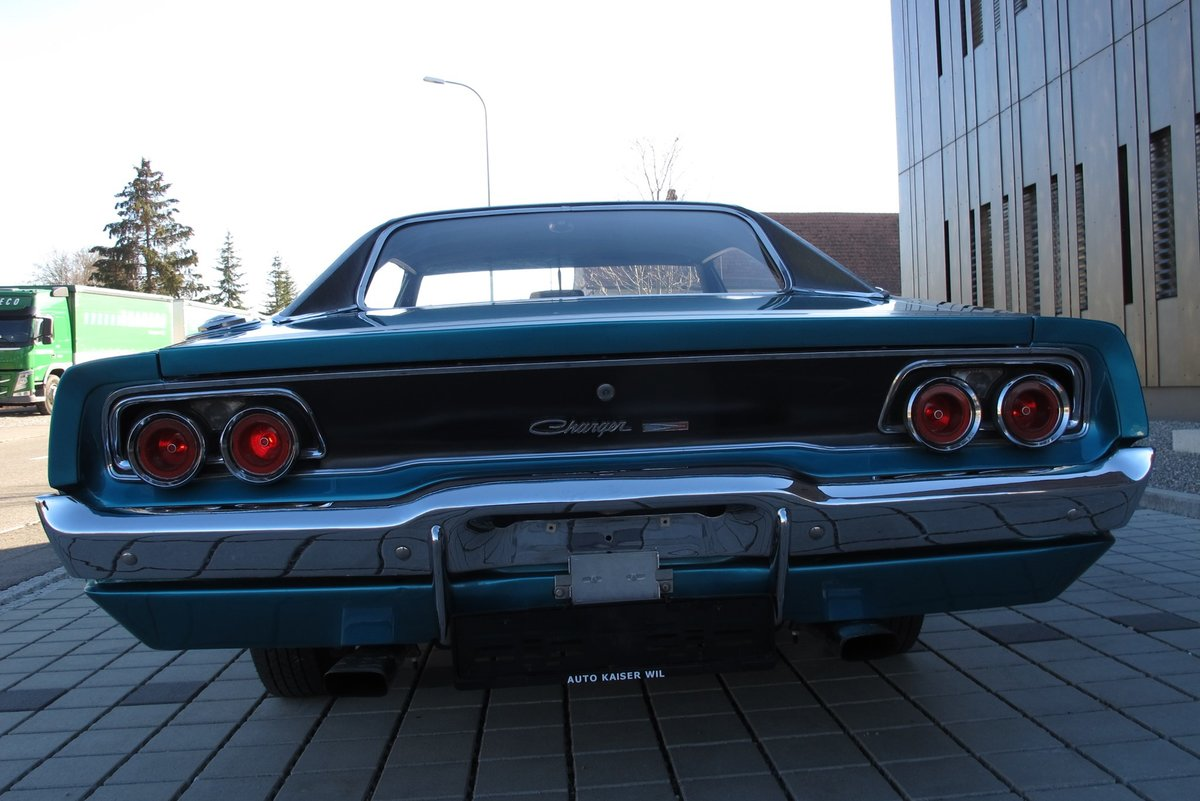 1968 Dodge Charger 383-4 manual  For Sale (picture 3 of 6)