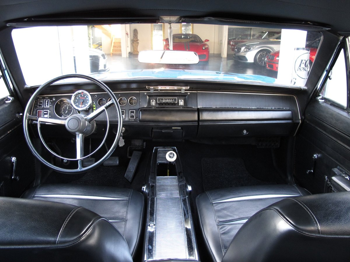 1968 Dodge Charger 383-4 manual  For Sale (picture 4 of 6)