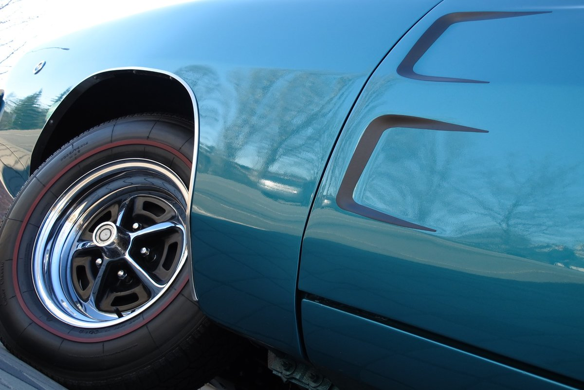 1968 Dodge Charger 383-4 manual  For Sale (picture 6 of 6)