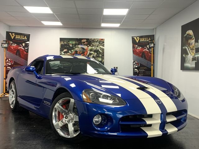 2006 Dodge Viper SRT10 First Edition For Sale (picture 1 of 6)