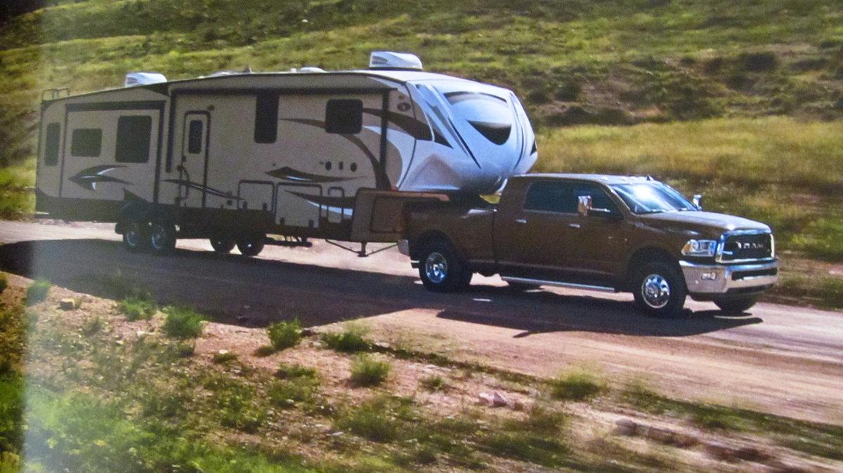 2018 Dodge RAM 2500 6.7L Diesel Laramie Crew Cab 4x4 For Sale (picture 6 of 6)