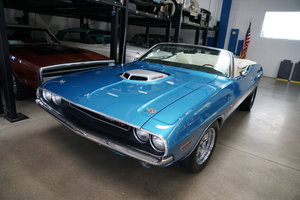 Picture of 1970 Dodge Challenger R/T Hemi V8 Convertible For Sale