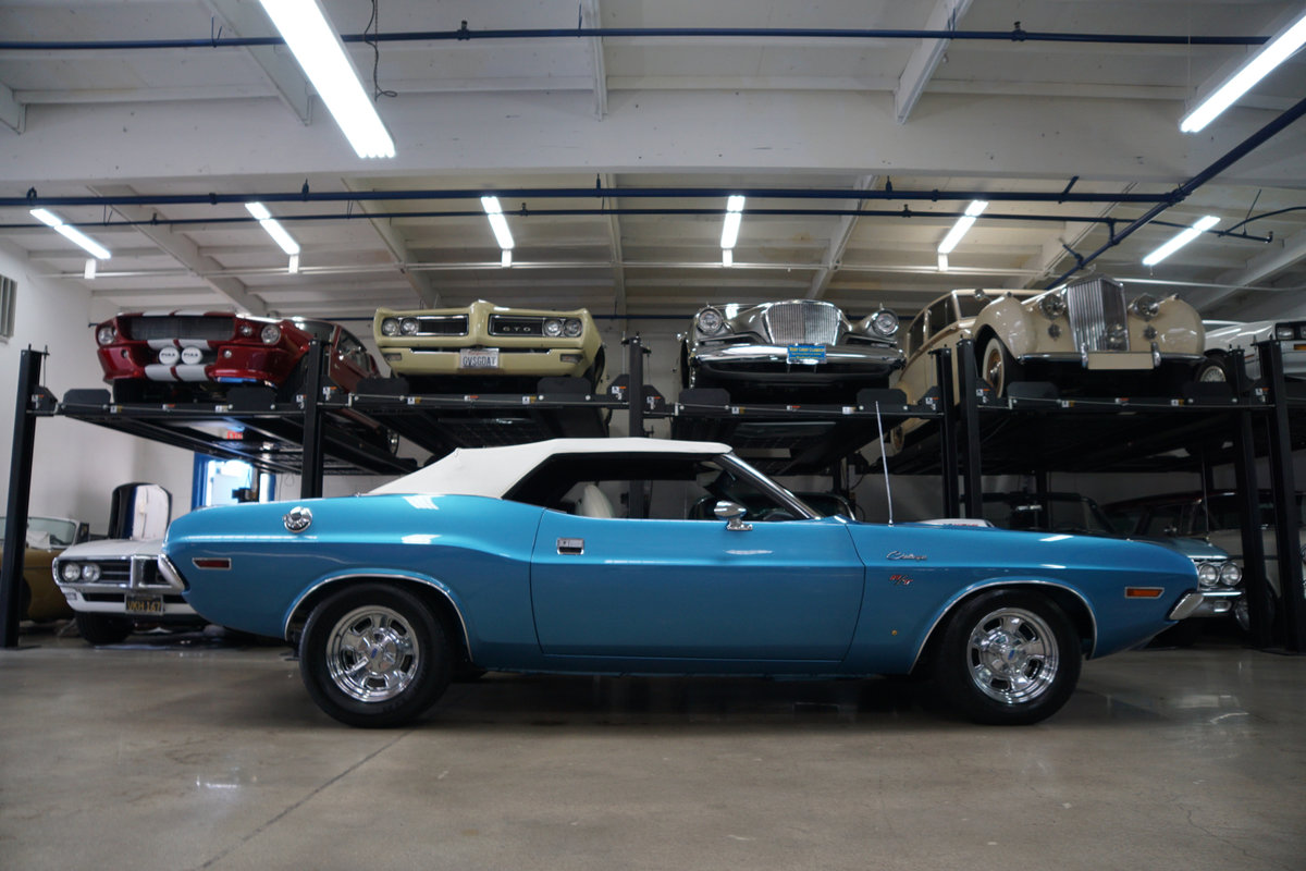 1970 Dodge Challenger R/T Hemi V8 Convertible For Sale (picture 2 of 6)