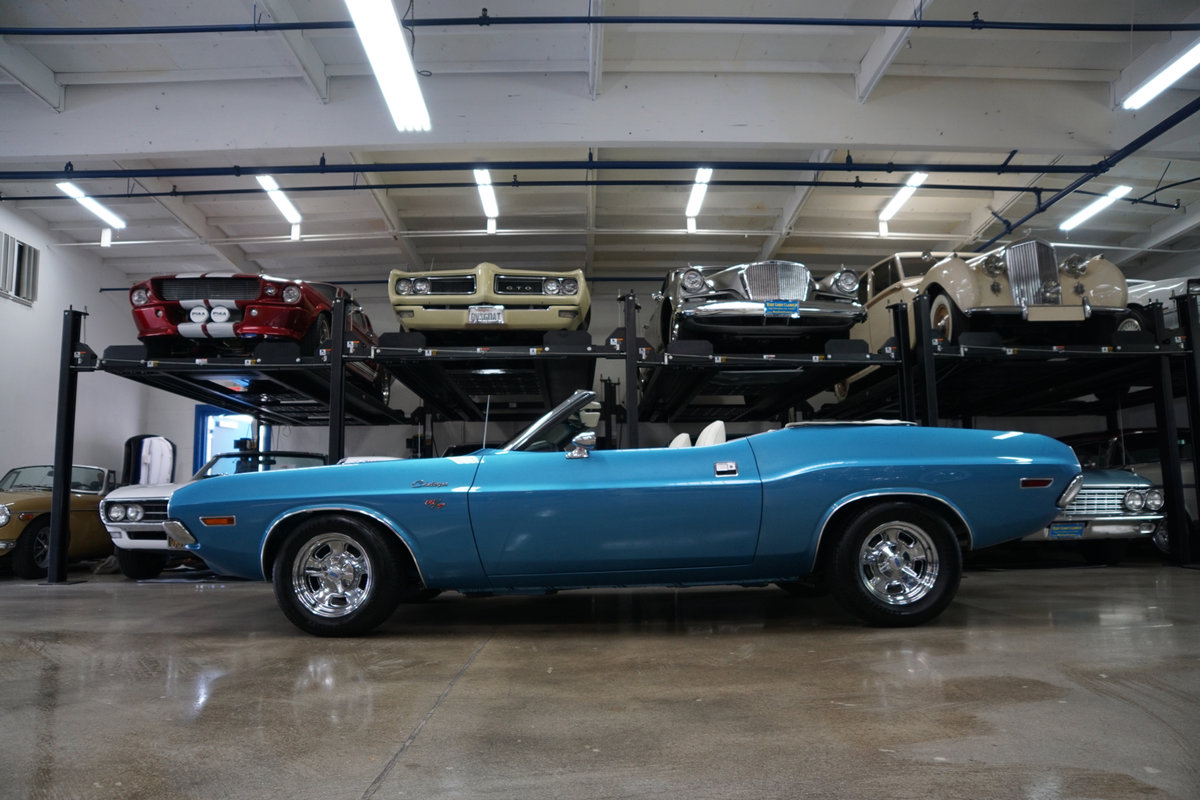 1970 Dodge Challenger R/T Hemi V8 Convertible For Sale (picture 3 of 6)