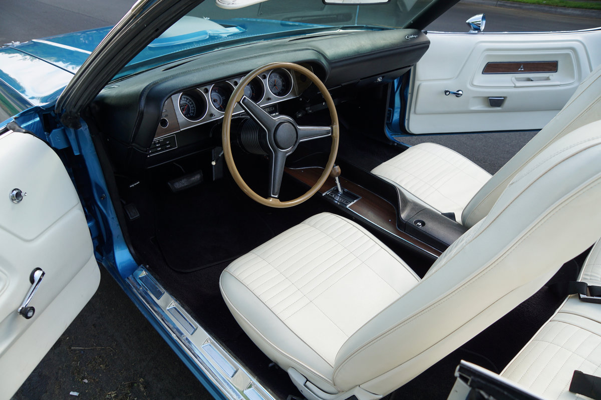 1970 Dodge Challenger R/T Hemi V8 Convertible For Sale (picture 5 of 6)