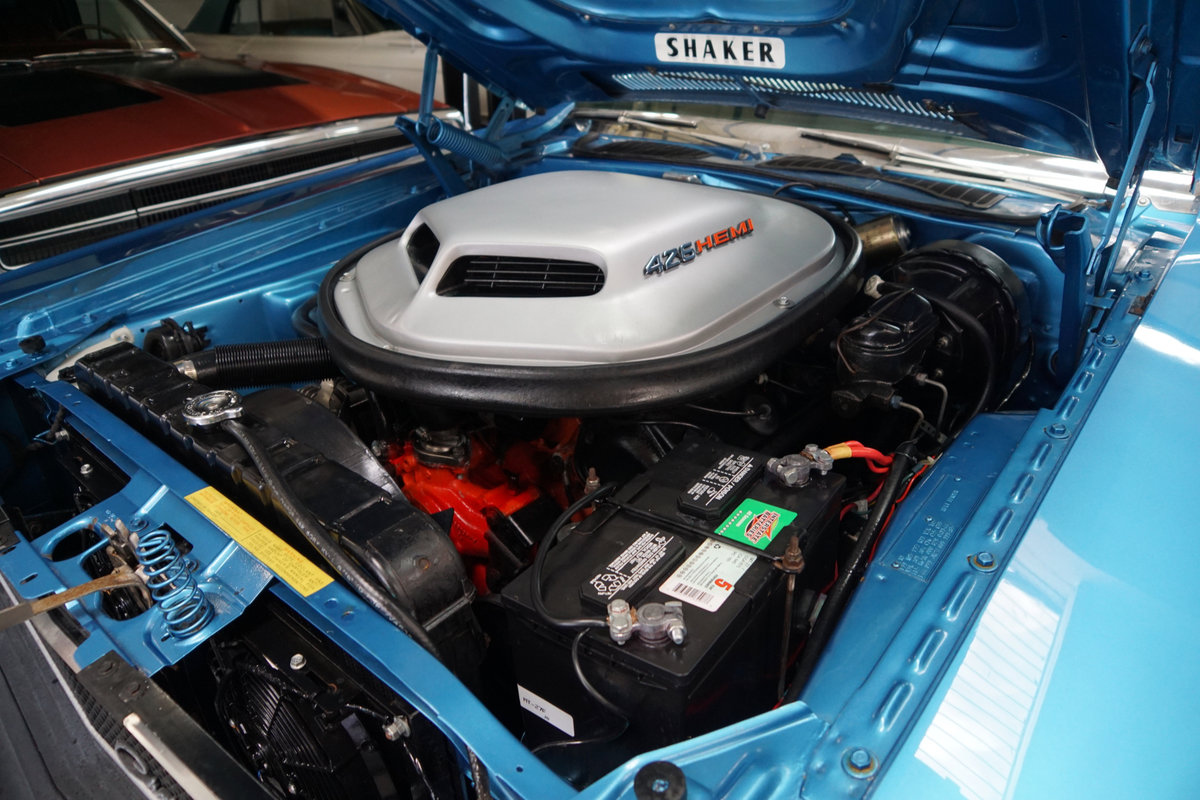 1970 Dodge Challenger R/T Hemi V8 Convertible For Sale (picture 6 of 6)