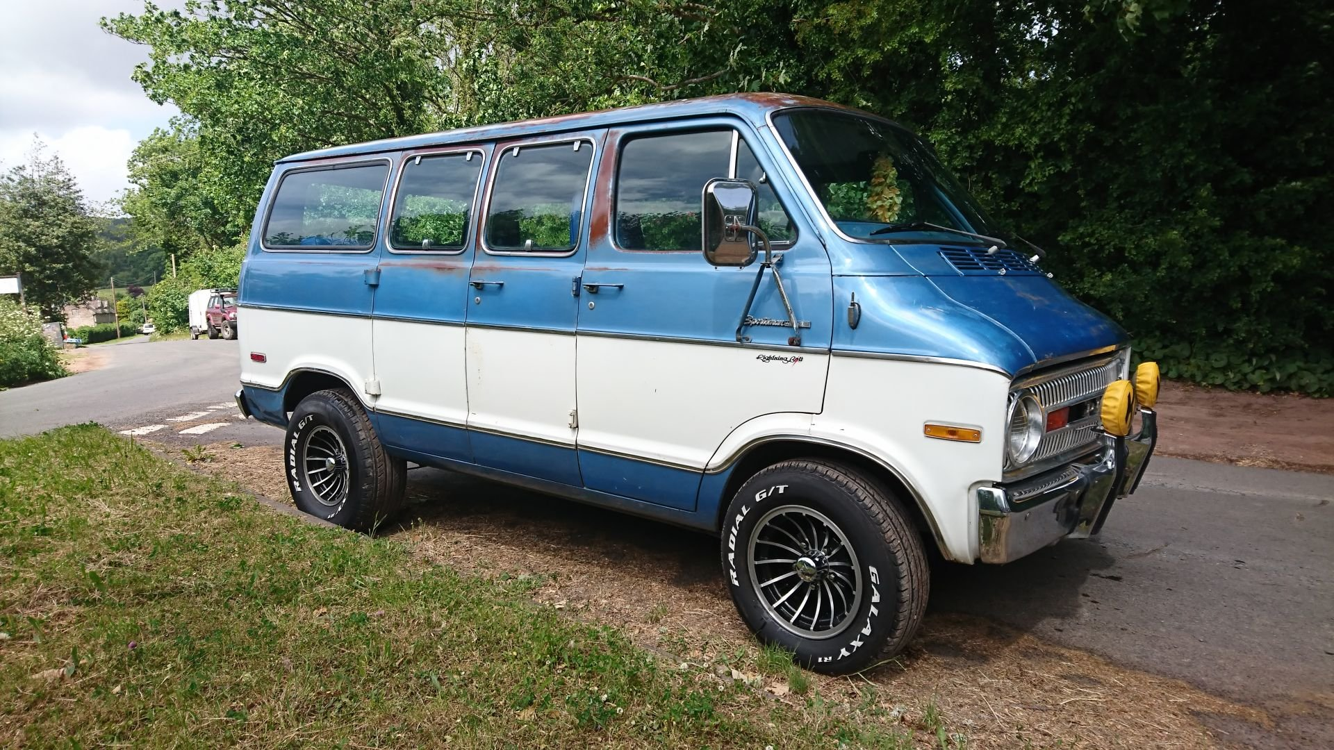 1973 Dodge Sportsman Royal Day Van For Sale (picture 1 of 6)