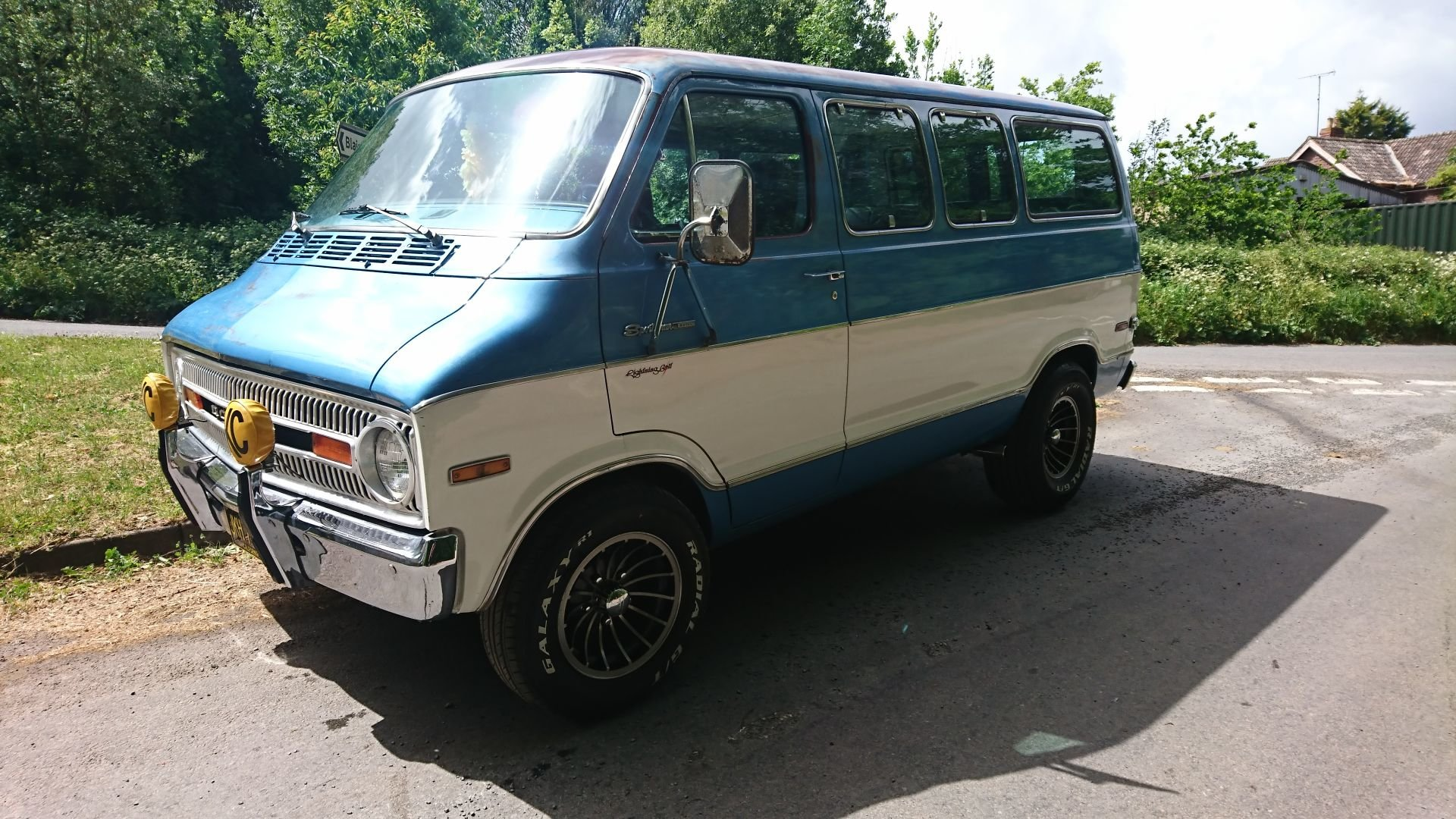 1973 Dodge Sportsman Royal Day Van For Sale (picture 2 of 6)