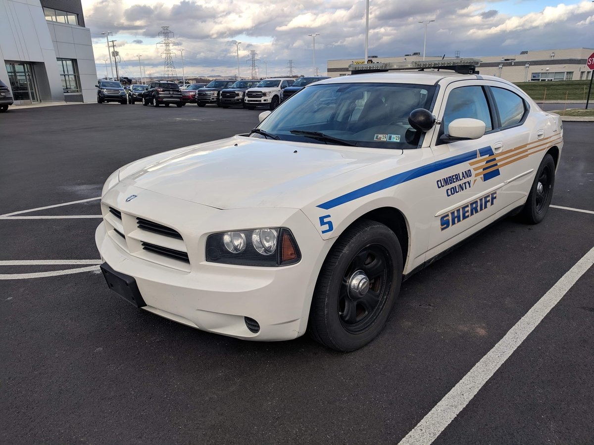 2008 Dodge Charger Police HEMI fully loaded For Sale (picture 1 of 6)