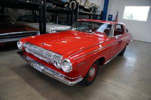 1963 Dodge Polara 426 Max Wedge V8 2 Dr Hardtop For Sale