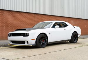 2018 Dodge Challenger SRT Demon (LHD) For Sale