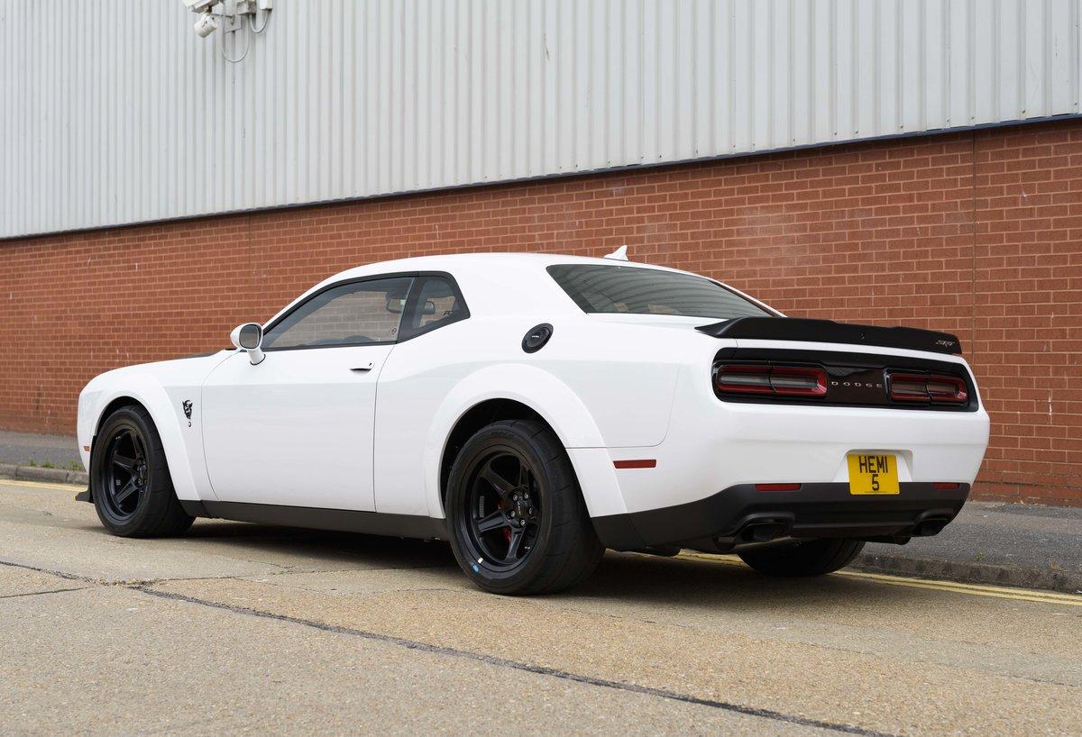 2018 Dodge Challenger SRT Demon (LHD) For Sale (picture 4 of 24)