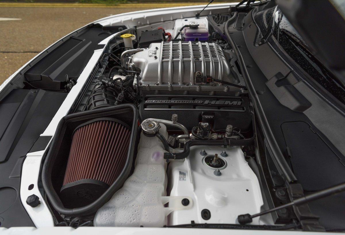 2018 Dodge Challenger SRT Demon (LHD) For Sale (picture 22 of 24)