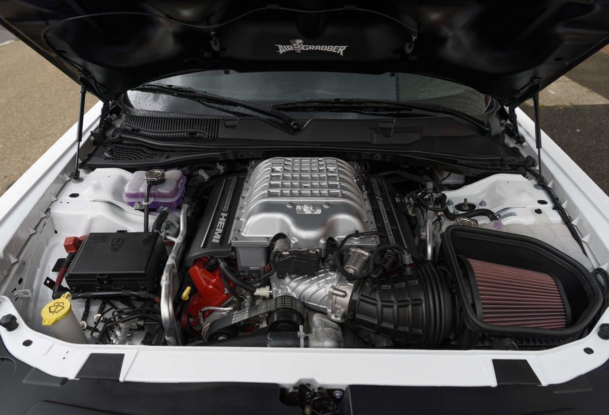 2018 Dodge Challenger SRT Demon (LHD) For Sale (picture 23 of 24)