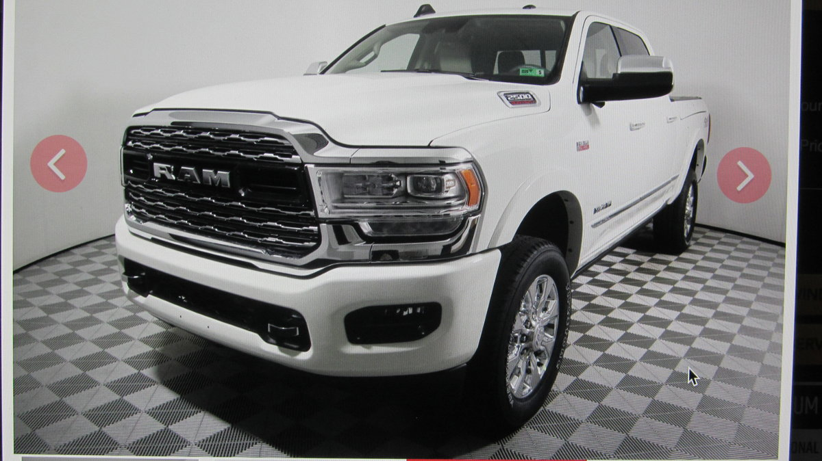 2020 Dodge RAM 2500 6.4L V8 LIMITED 4x4 Crew Cab For Sale (picture 1 of 3)
