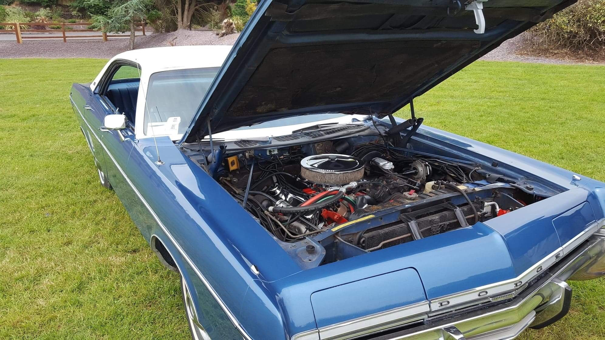 1972 Dodge Monaco 440ci, 49k from new For Sale (picture 5 of 6)