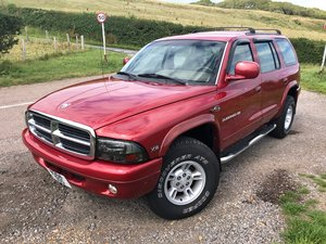 2000 Dodge Durango SLT 5.9 V8 Magnum