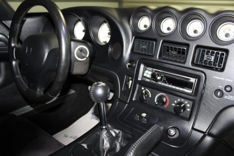 2002 DODGE VIPER RT/10 SUPERCHARGED 742 HP For Sale (picture 4 of 5)