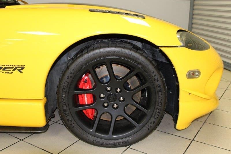 2002 DODGE VIPER RT/10 SUPERCHARGED 742 HP For Sale (picture 5 of 5)