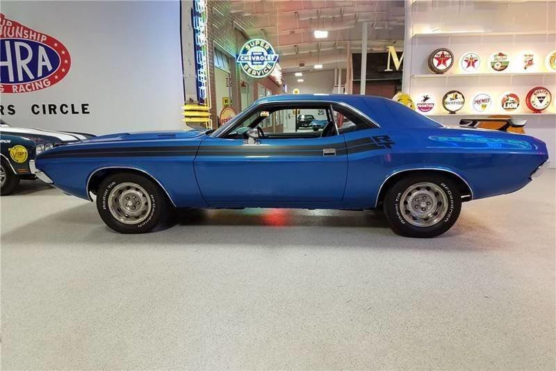 1972 Dodge Challenger 2DR HT For Sale (picture 1 of 6)