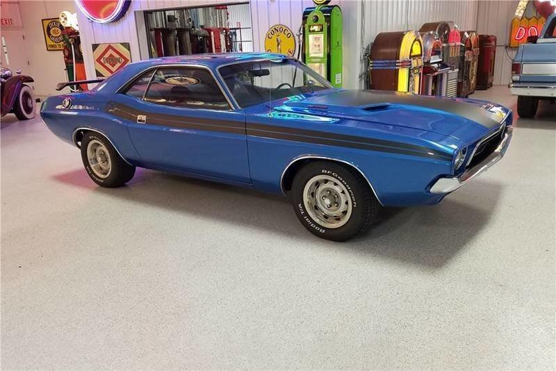 1972 Dodge Challenger 2DR HT For Sale (picture 2 of 6)