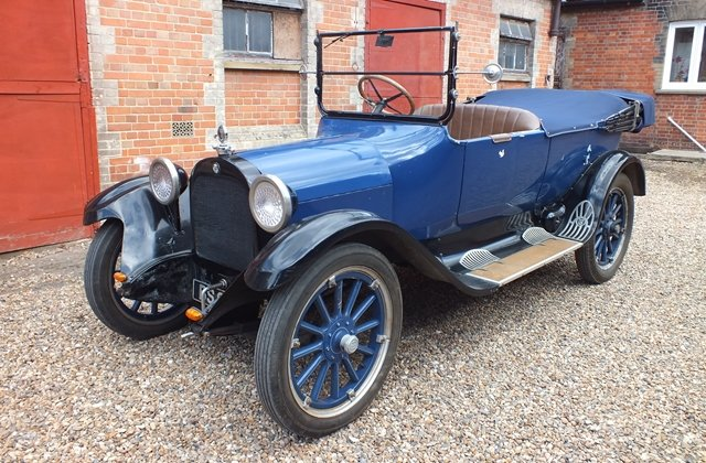 1918  A powerful and very well built Dodge Model 30 For Sale (picture 2 of 6)