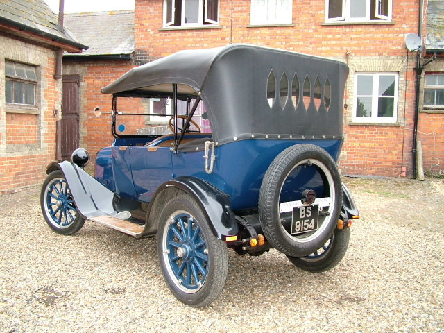 1918  A powerful and very well built Dodge Model 30 For Sale (picture 3 of 6)