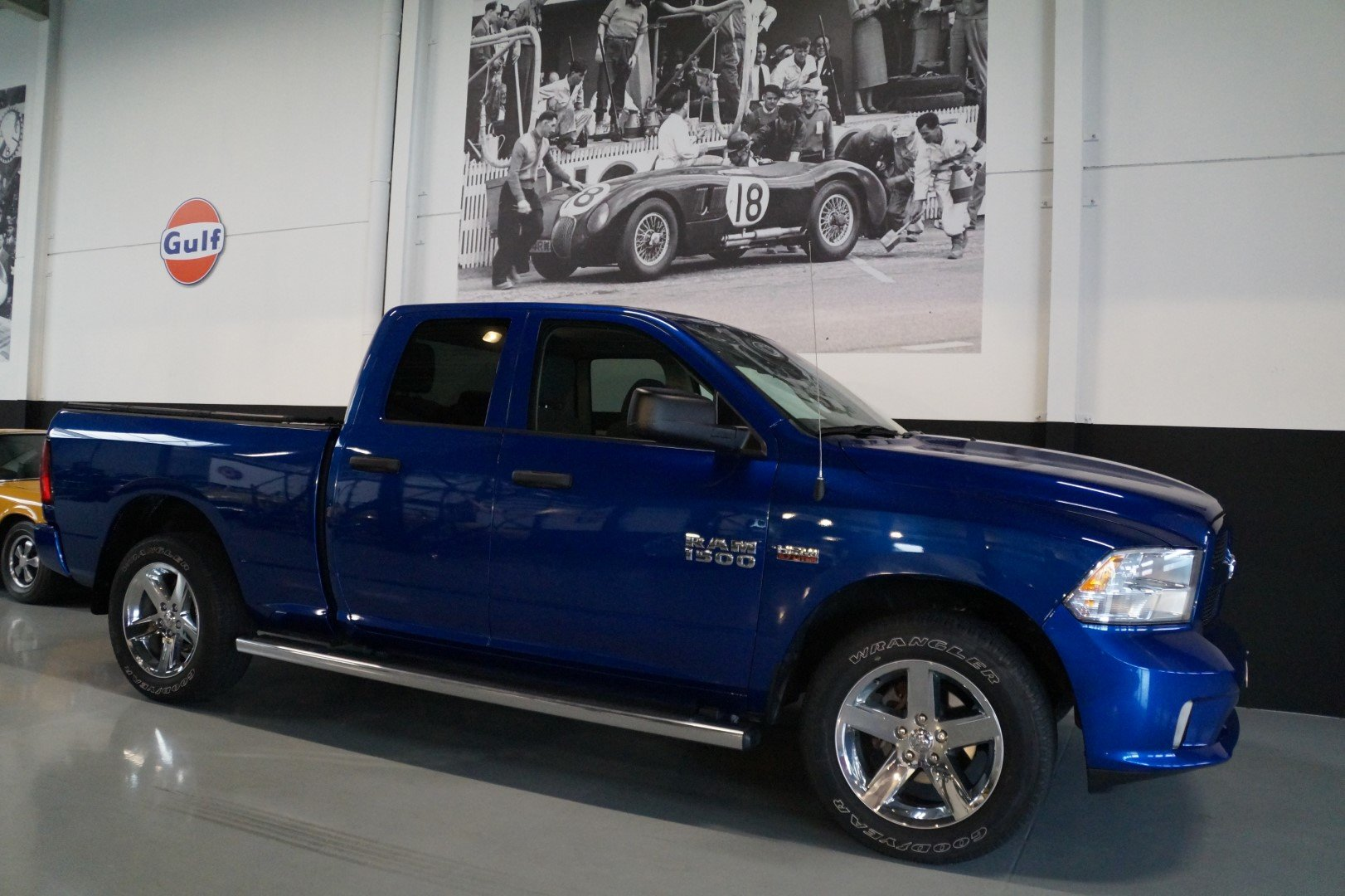 DODGE RAM 1500 (2017) For Sale (picture 1 of 6)