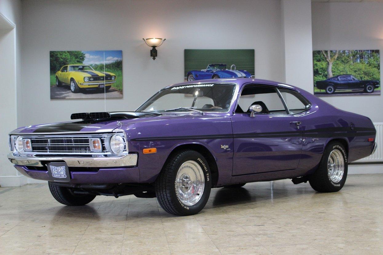 1972 Dodge Demon 340 V8 R/T Auto | Huge Upgrades  SOLD (picture 1 of 10)