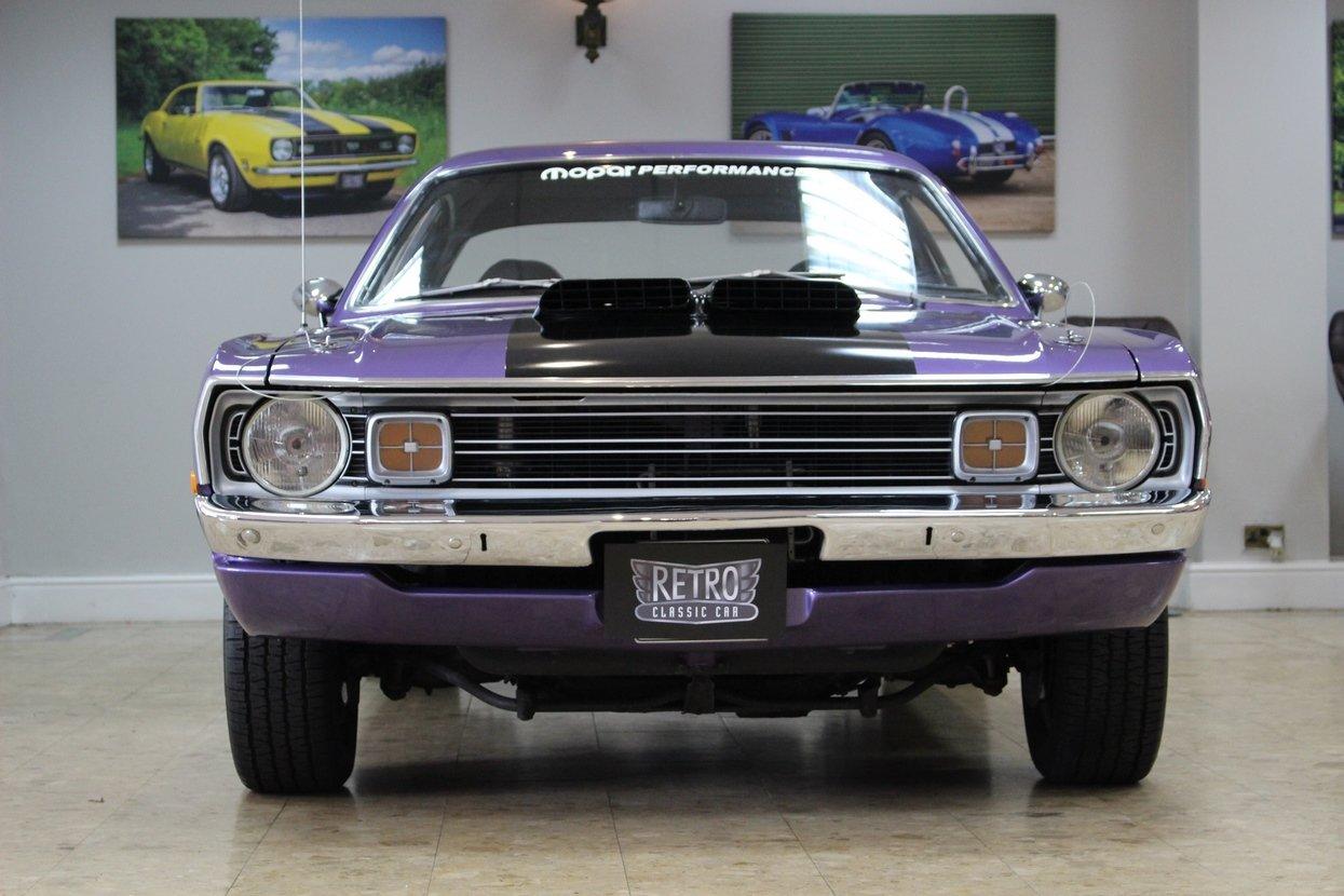 1972 Dodge Demon 340 V8 R/T Auto | Huge Upgrades  SOLD (picture 2 of 10)