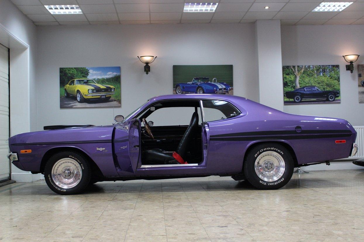 1972 Dodge Demon 340 V8 R/T Auto | Huge Upgrades  SOLD (picture 5 of 10)