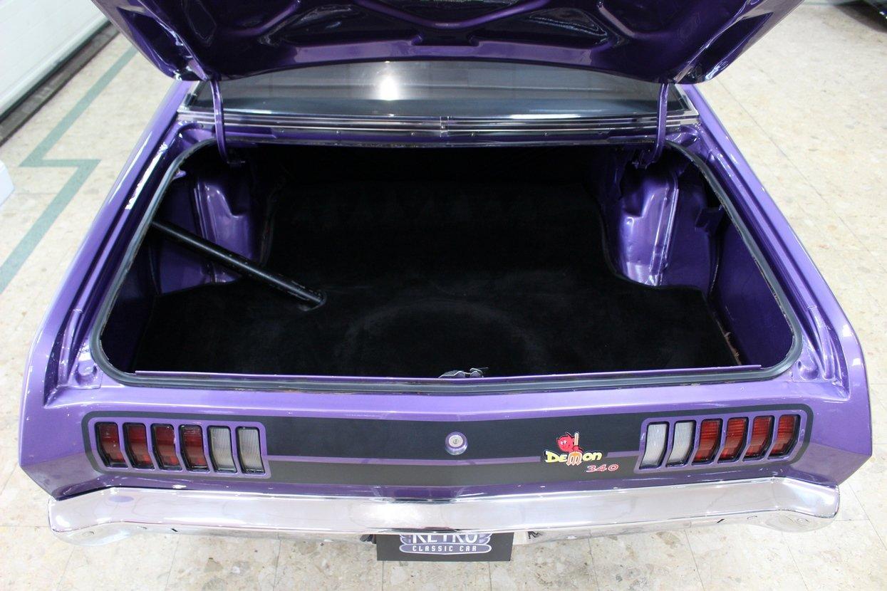 1972 Dodge Demon 340 V8 R/T Auto | Huge Upgrades  SOLD (picture 10 of 10)