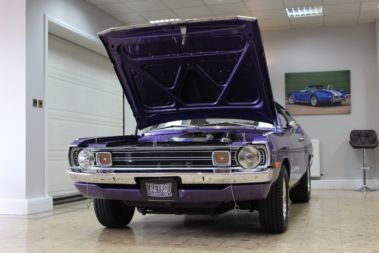 1972 Dodge Demon 340 V8 R/T Auto | Huge Upgrades  SOLD (picture 8 of 10)