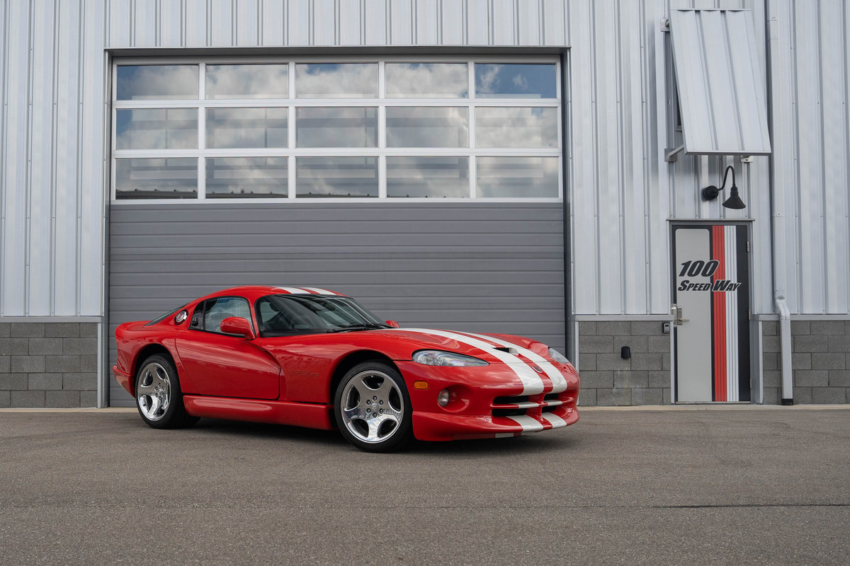 2002 Dodge Viper GTS Final Edition  For Sale (picture 2 of 6)