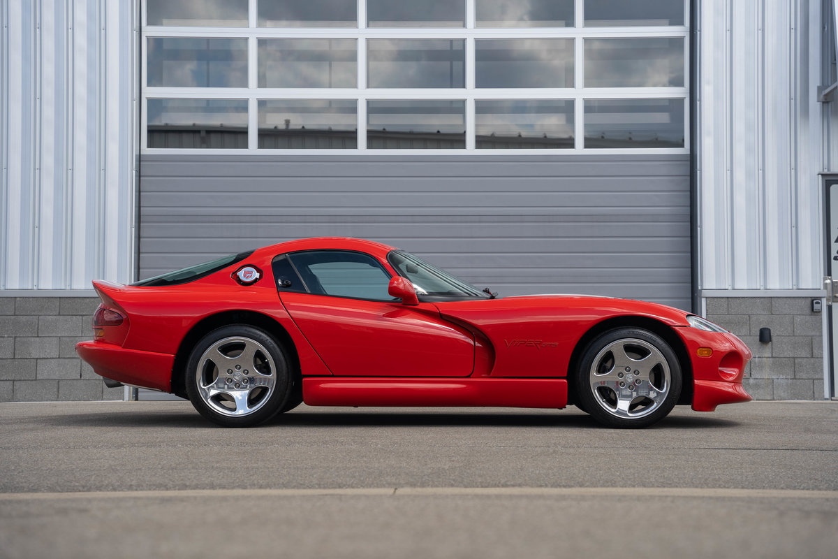 2002 Dodge Viper GTS Final Edition  For Sale (picture 3 of 6)