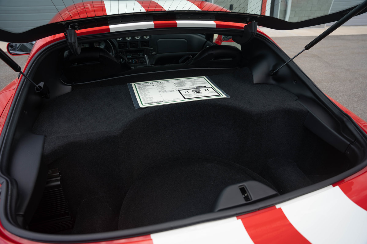 2002 Dodge Viper GTS Final Edition  For Sale (picture 6 of 6)