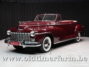 Dodge Custom '47