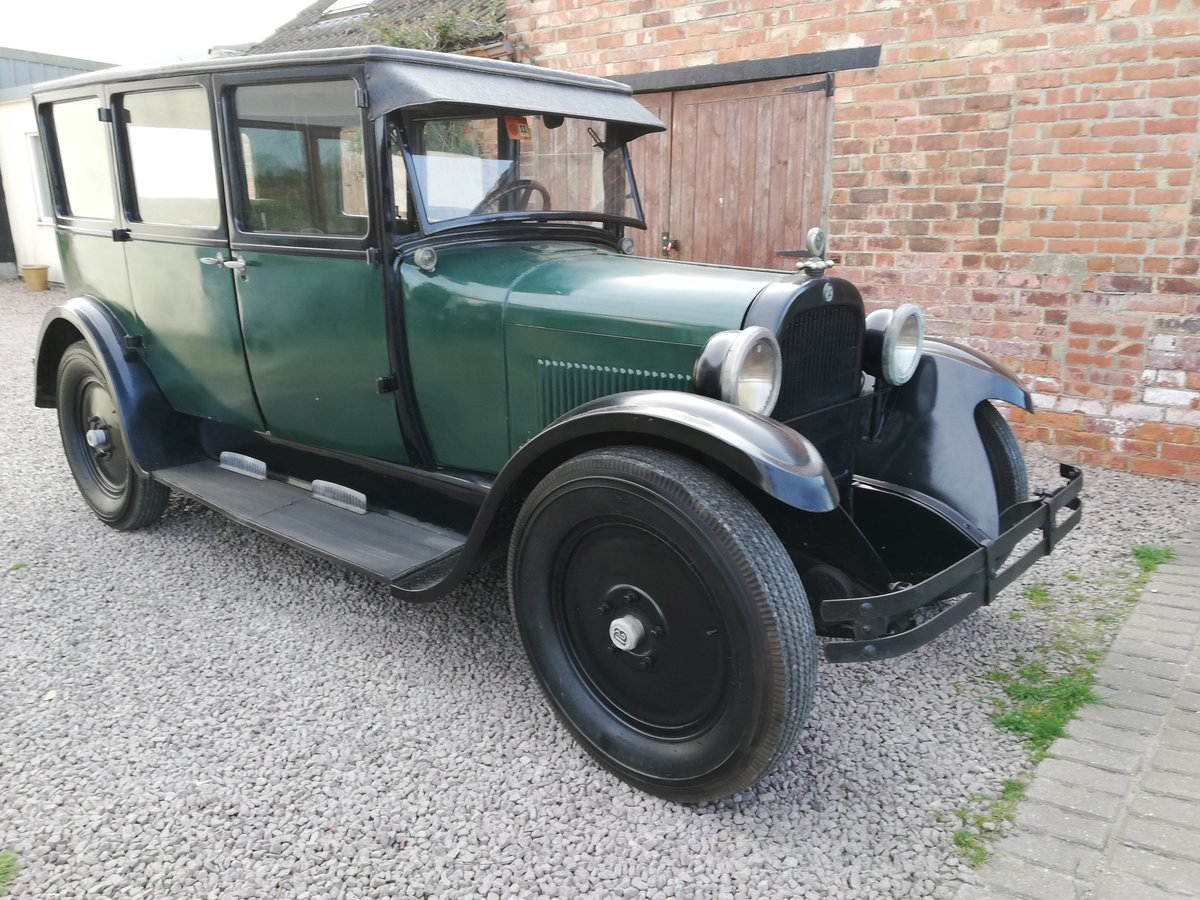 1926 Dodge Brothers 116 Sedan, Good Running Car For Sale (picture 1 of 6)
