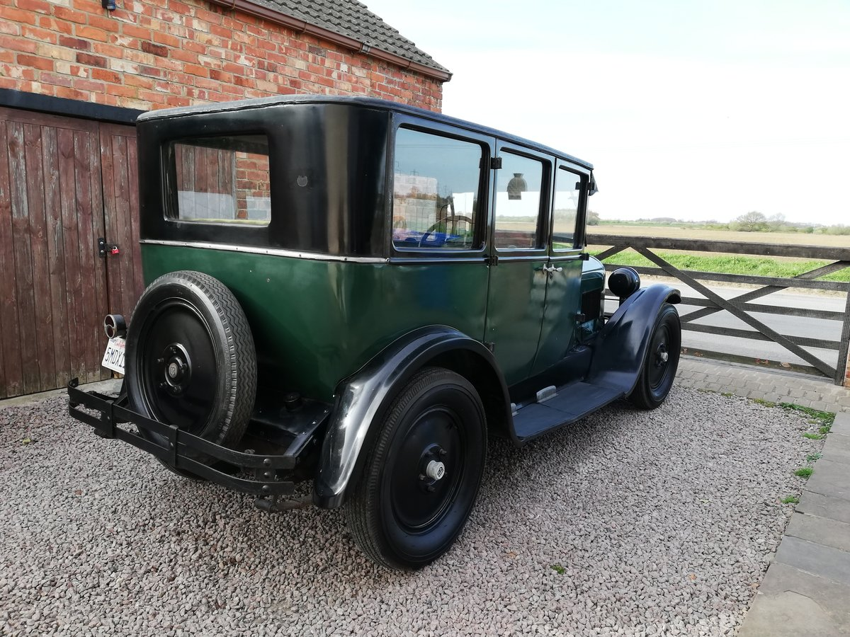 1926 Dodge Brothers 116 Sedan, Good Running Car For Sale (picture 2 of 6)