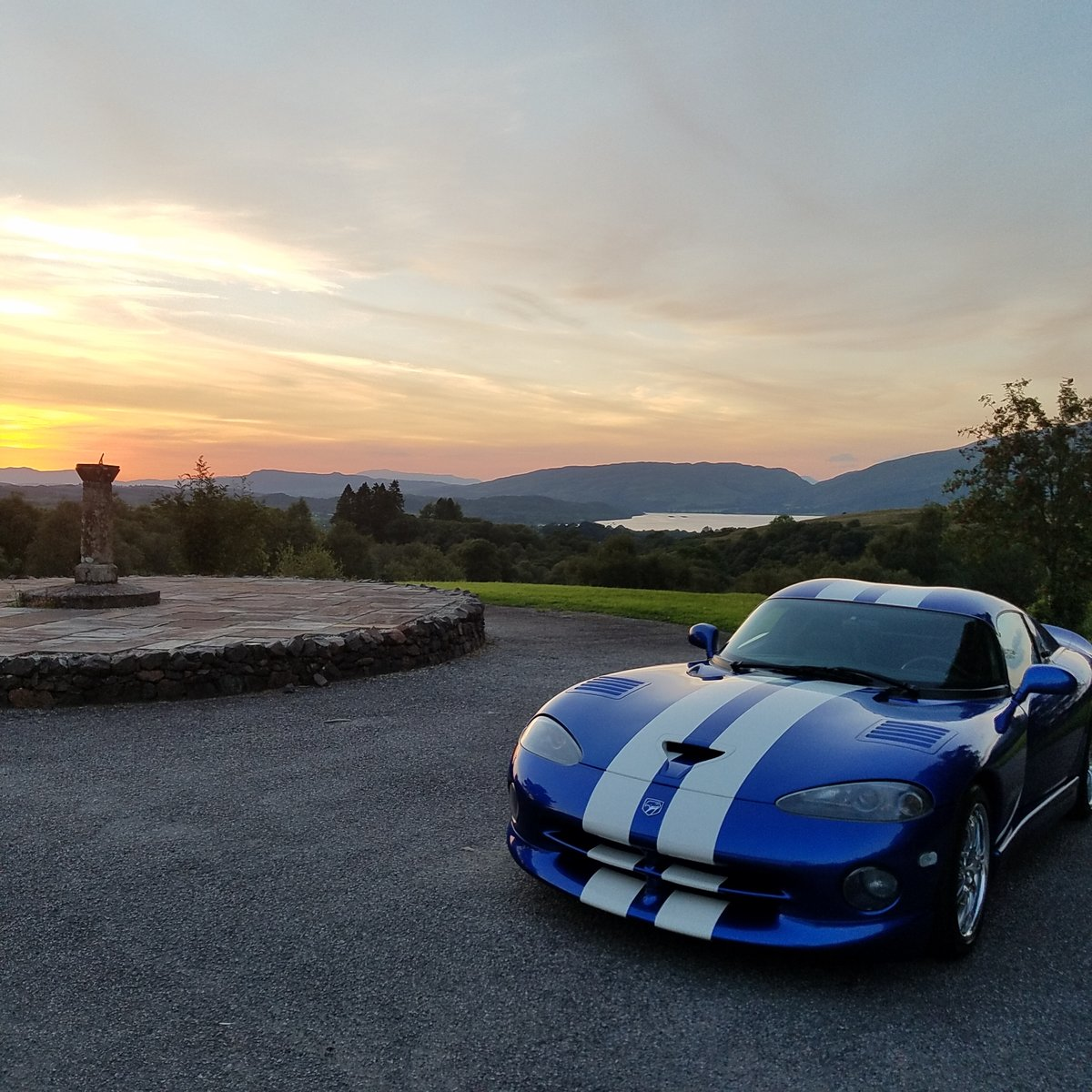 1997 Roe Supercharged Viper GTS For Sale (picture 1 of 5)