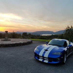 Roe Supercharged Viper GTS
