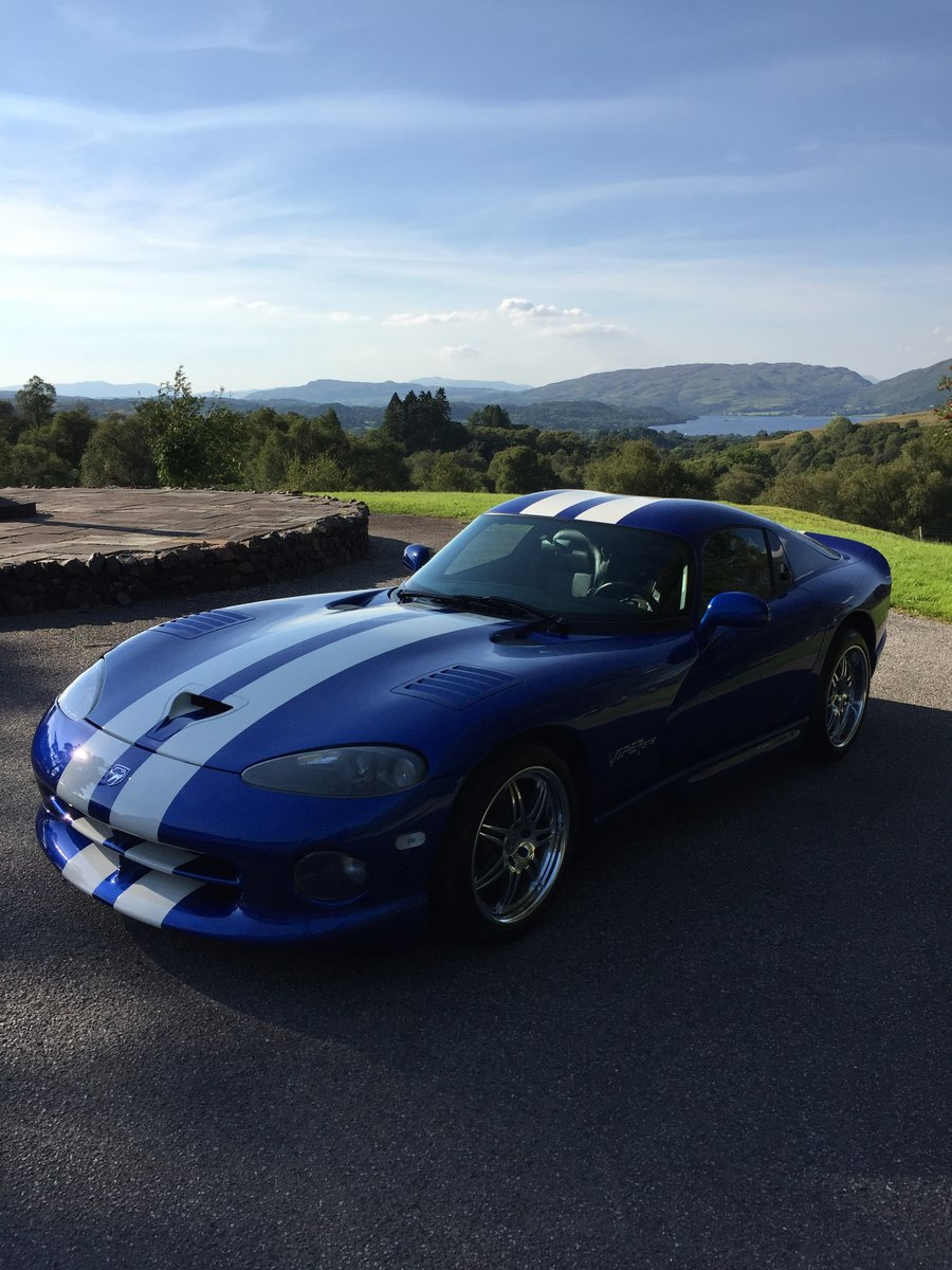 1997 Roe Supercharged Viper GTS For Sale (picture 4 of 5)