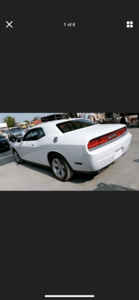 2013 DODGE CHALLENGER 3.6 AUTO NOT HEMI LHD FRESH IMPORT For Sale